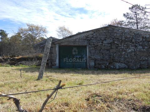 Terreno destinado a reserva agrícola.