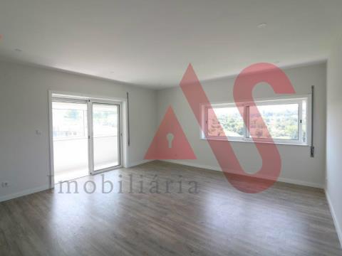 Apartamento T3 novo em Maximinos, Braga.