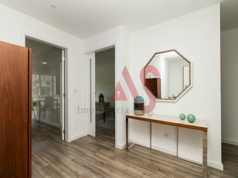 Apartamento T1 novo em Real, Braga.