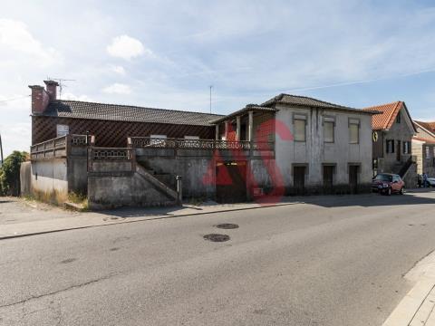 Quintinha T4 em Refontoura - Felgueiras
