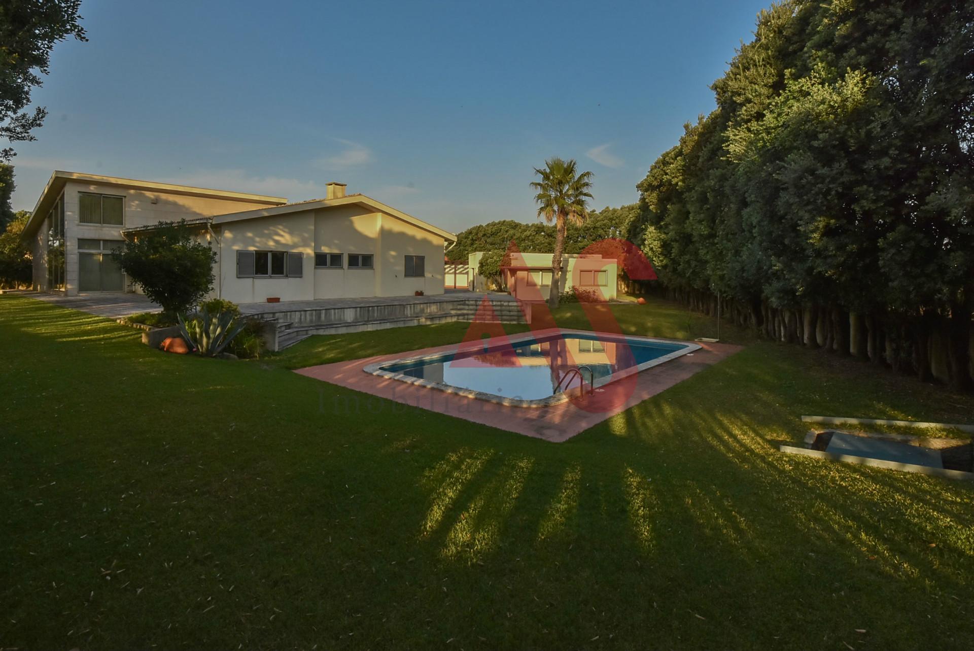 Villa mit 4 Schlafzimmern in Mindelo, Vila do Conde