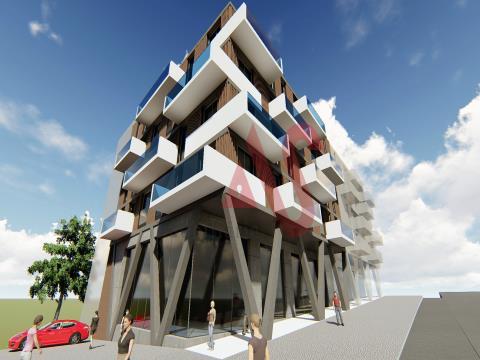 Apartamento T3 no centro de Felgueiras