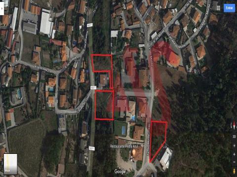 Terrenos para construção em Santa Eulália, Vizela.