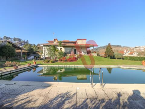 5 bedroom luxury villa in Infias, Vizela