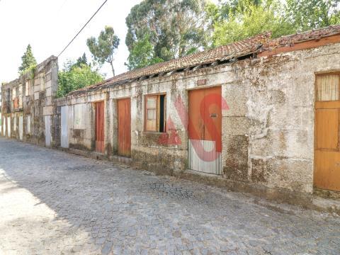 Terreno para construção com 1.645 m2 em S. Miguel, Vizela