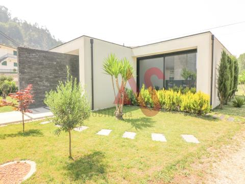 Detached House 3 Bedrooms +1 Braga, Guimarães, Nespereira