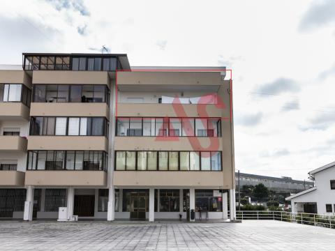 Apartamento T3 todo remodelado, em Fermentões, Guimarães.