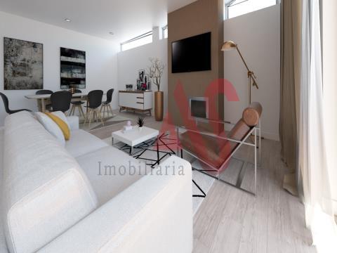 Apartamento T3 novo em Azurém, Guimarães.