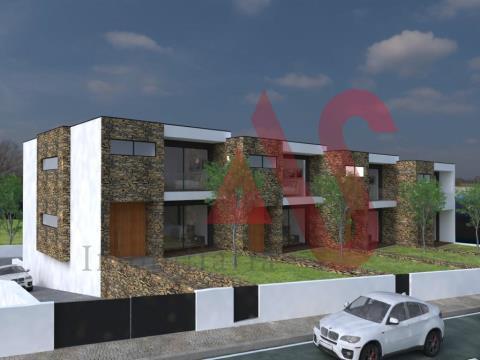 New 3 bedroom townhouse in Idães, Felgueiras.