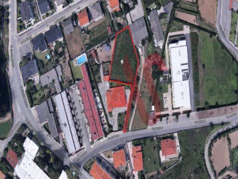 Terreno con 1500 m2 en Caldelas, Guimarães