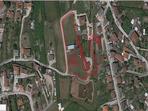 Terreno urbano em São Martinho do Campo - Santo Tirso