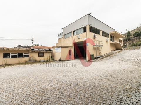 Terreno industrial com 6535 m2 em Vilarinho, Santo Tirso