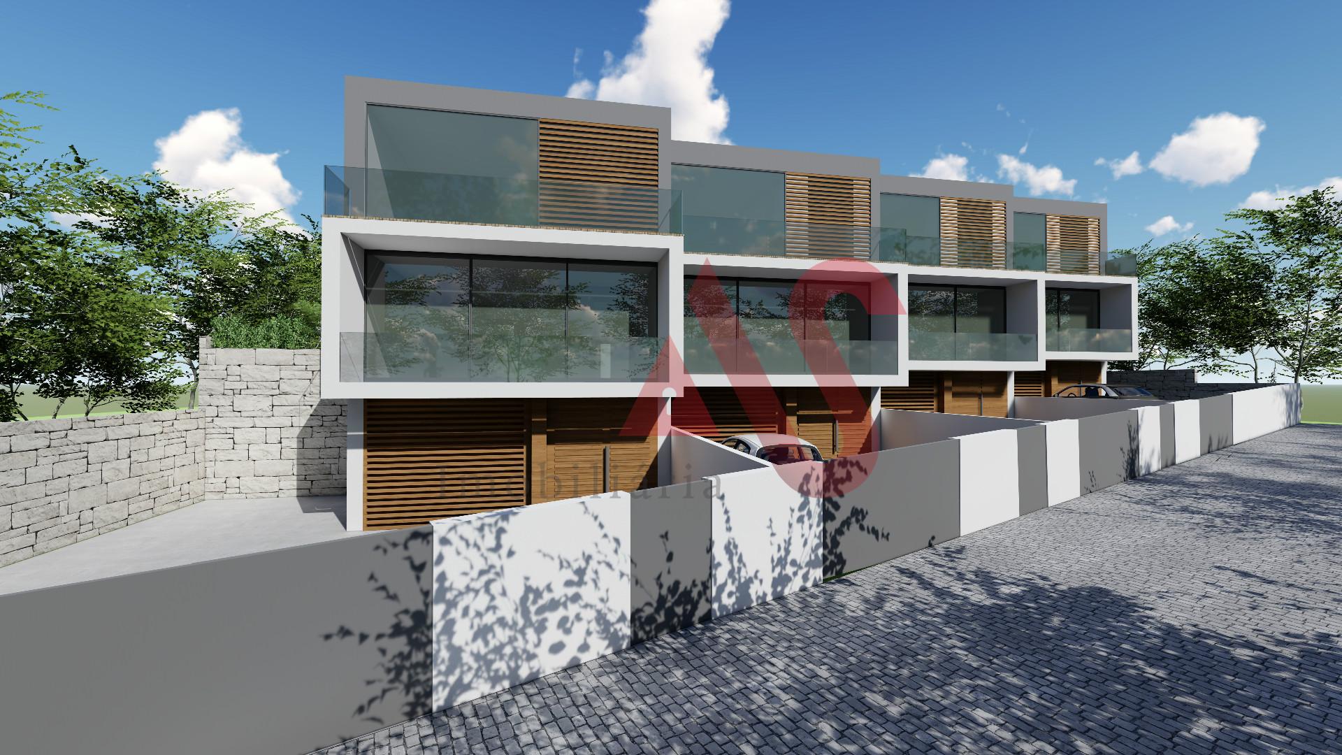 Moradia nova T3 em S. Torcato, Guimarães