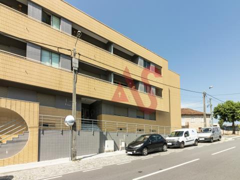 Apartamento T2 no 3.º andar em Caldelas, Guimarães