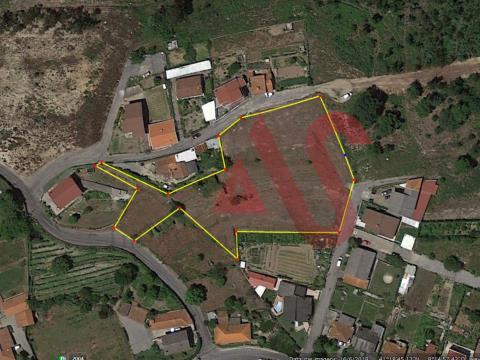Terreno para construção com 4528m2 em S. Miguel, Lousada.