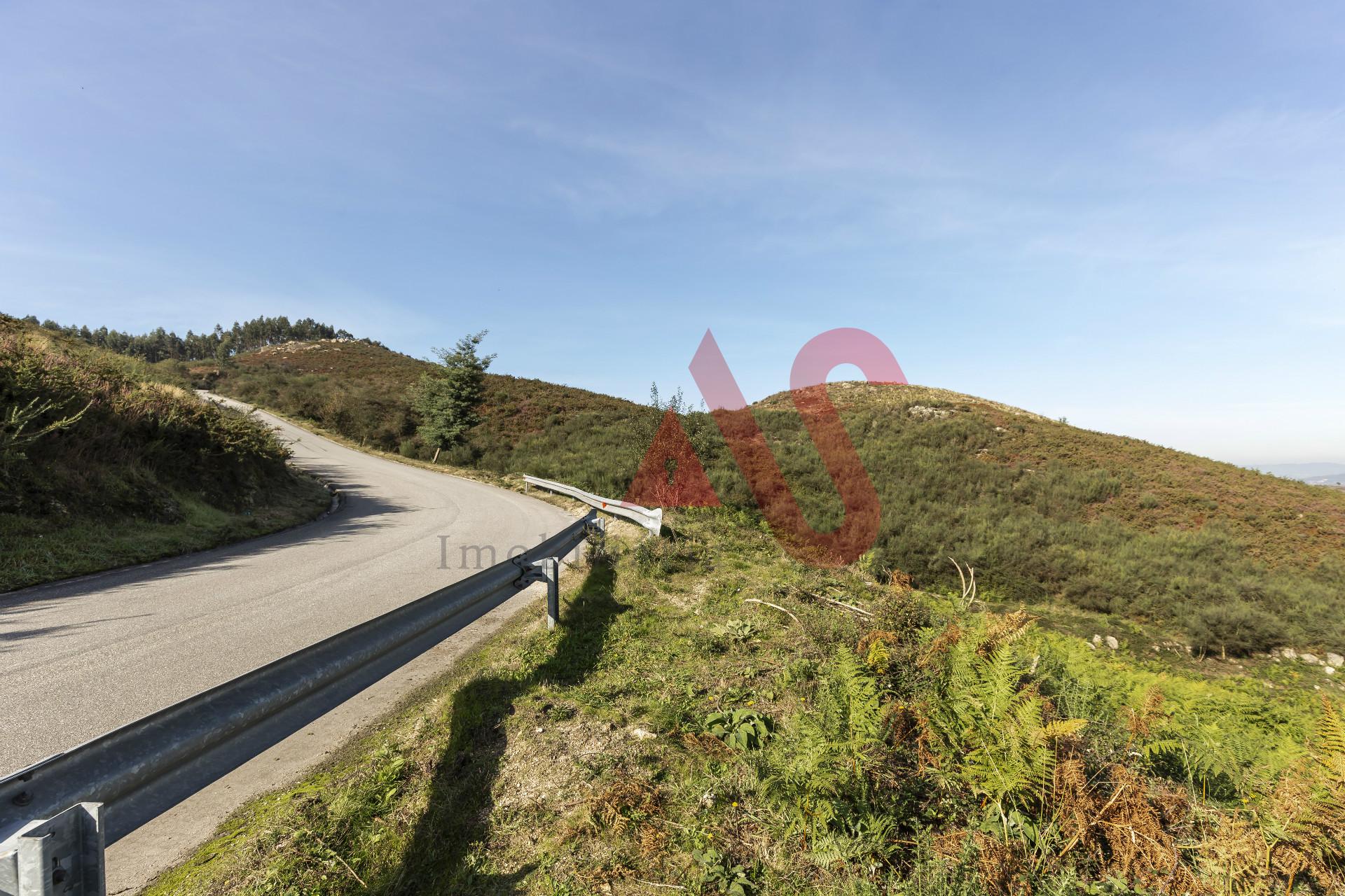 Terreno rústico com 150.000 m2 em Santa Eulália - Vizela