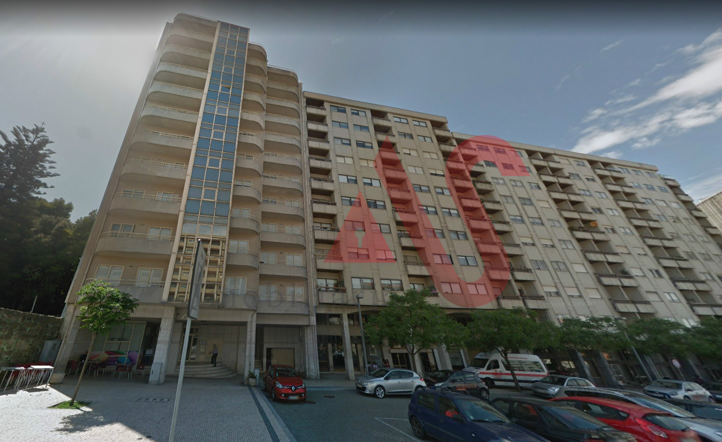 Apartamento T1 na Avenida da República, Mafamude, Vila Nova de Gaia