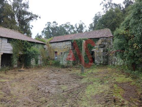 Quinta para restauro em Varziela - Felgueiras