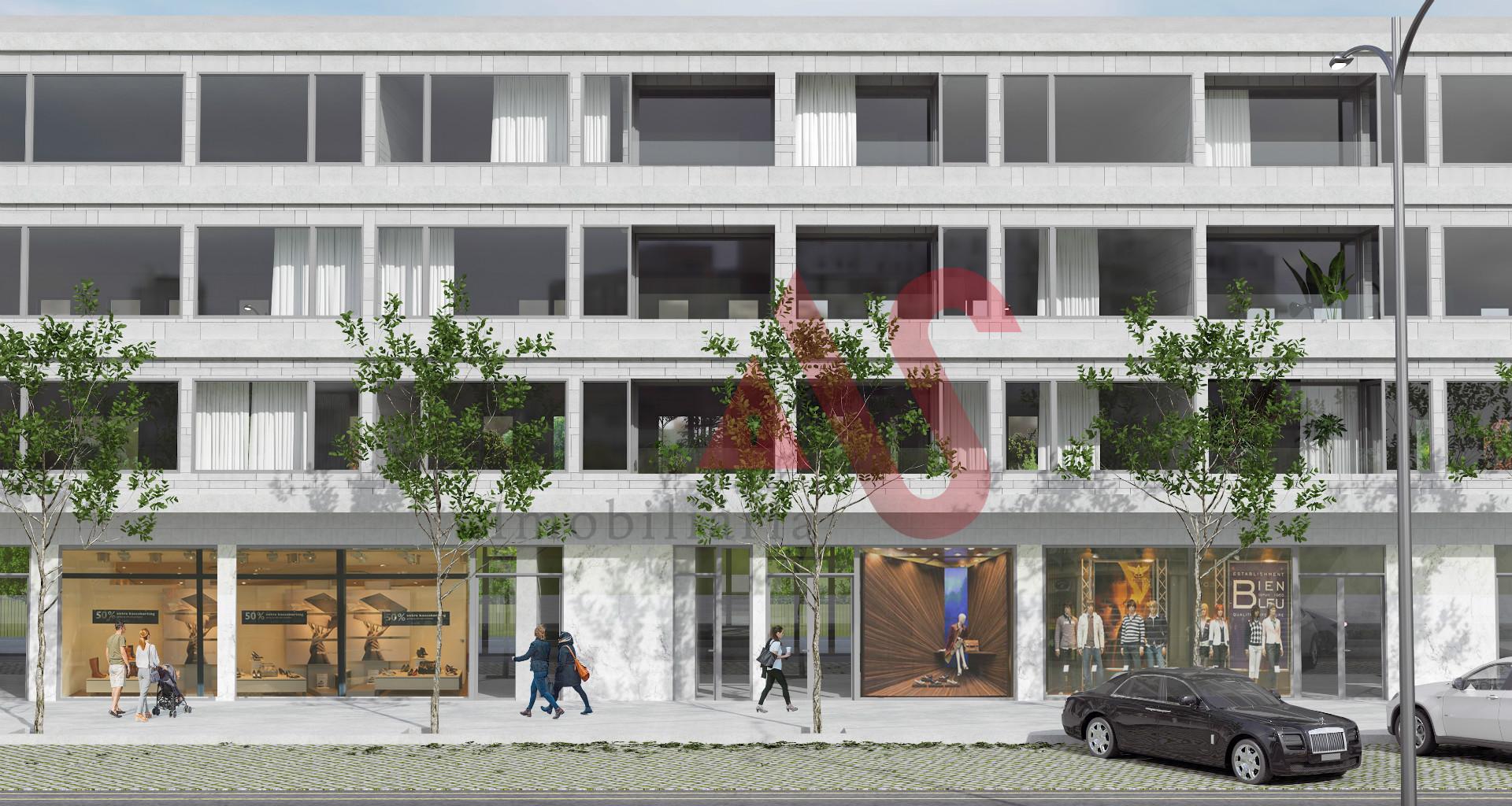 Apartamentos T2 novo no centro de Lousada