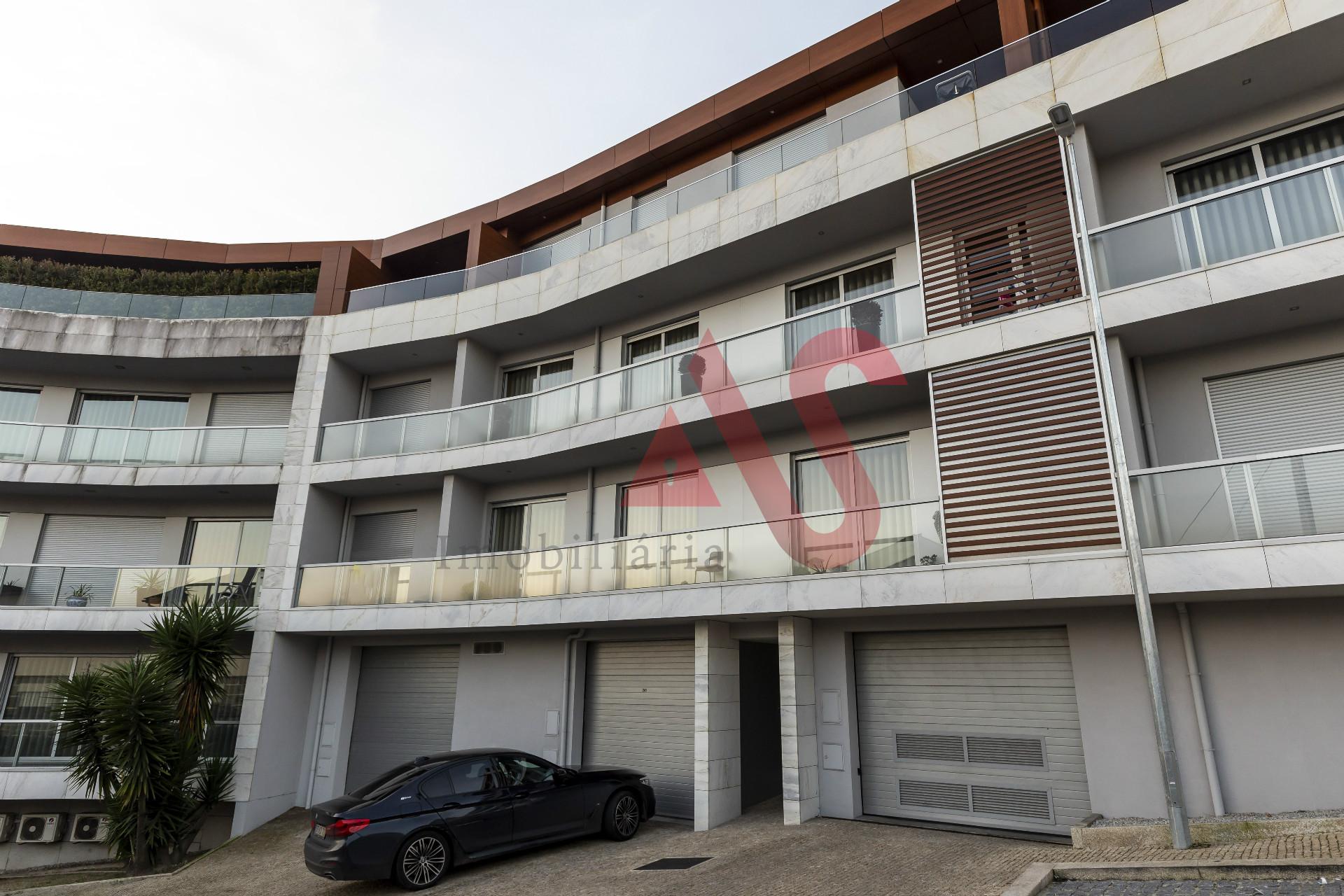 2-Zimmer-Wohnung im Zentrum von Vizela