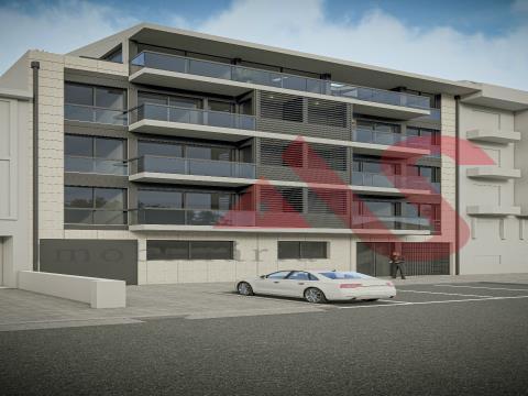 Apartamento T2 em construção na Boavista desde 320 000,00€