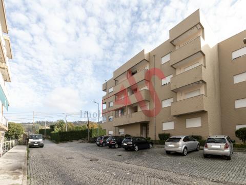 Apartamento T2+1 em Santa Eulália, Vizela