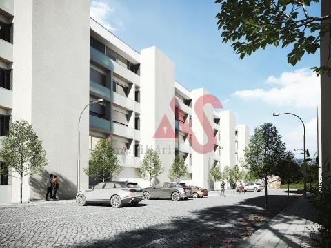 Nuovo appartamento con 3 camere da letto a Serzedelo, Guimarães.