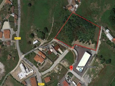 Terreno para construção com 10.500 m2 em Varziela, Felgueiras