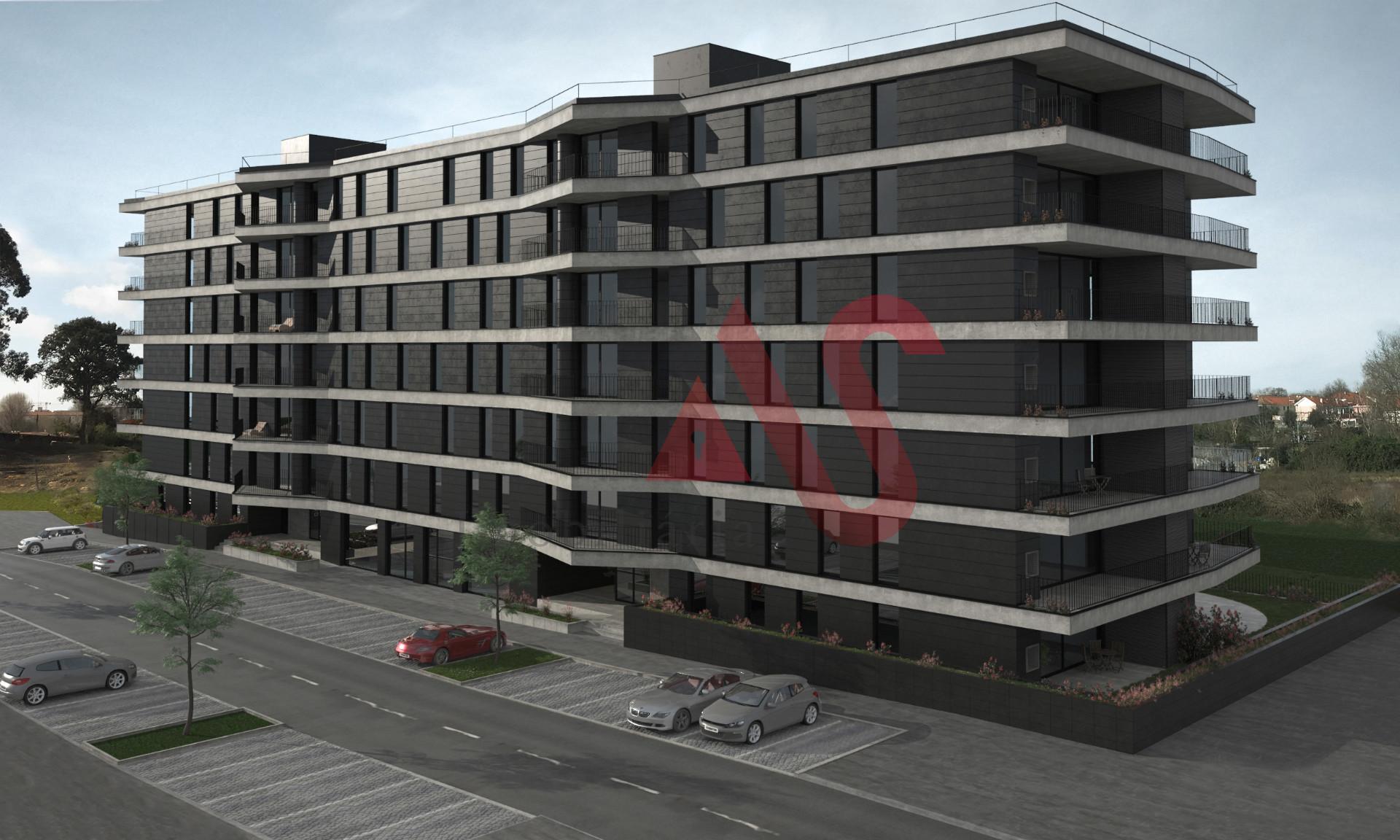 Apartamento T4 a partir de 392.000€ no empreendimento Green Terrace em Ramalde, Porto