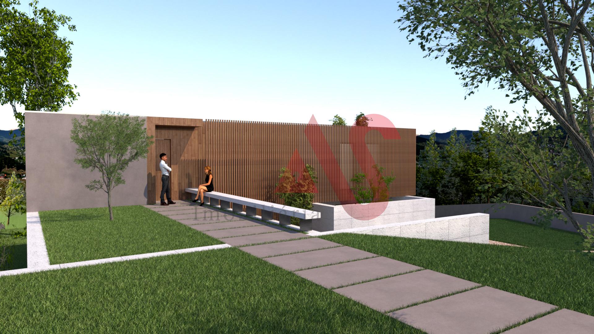 Lote de terreno para construção com 2.167,34 m2 em Santo Adrião, Vizela