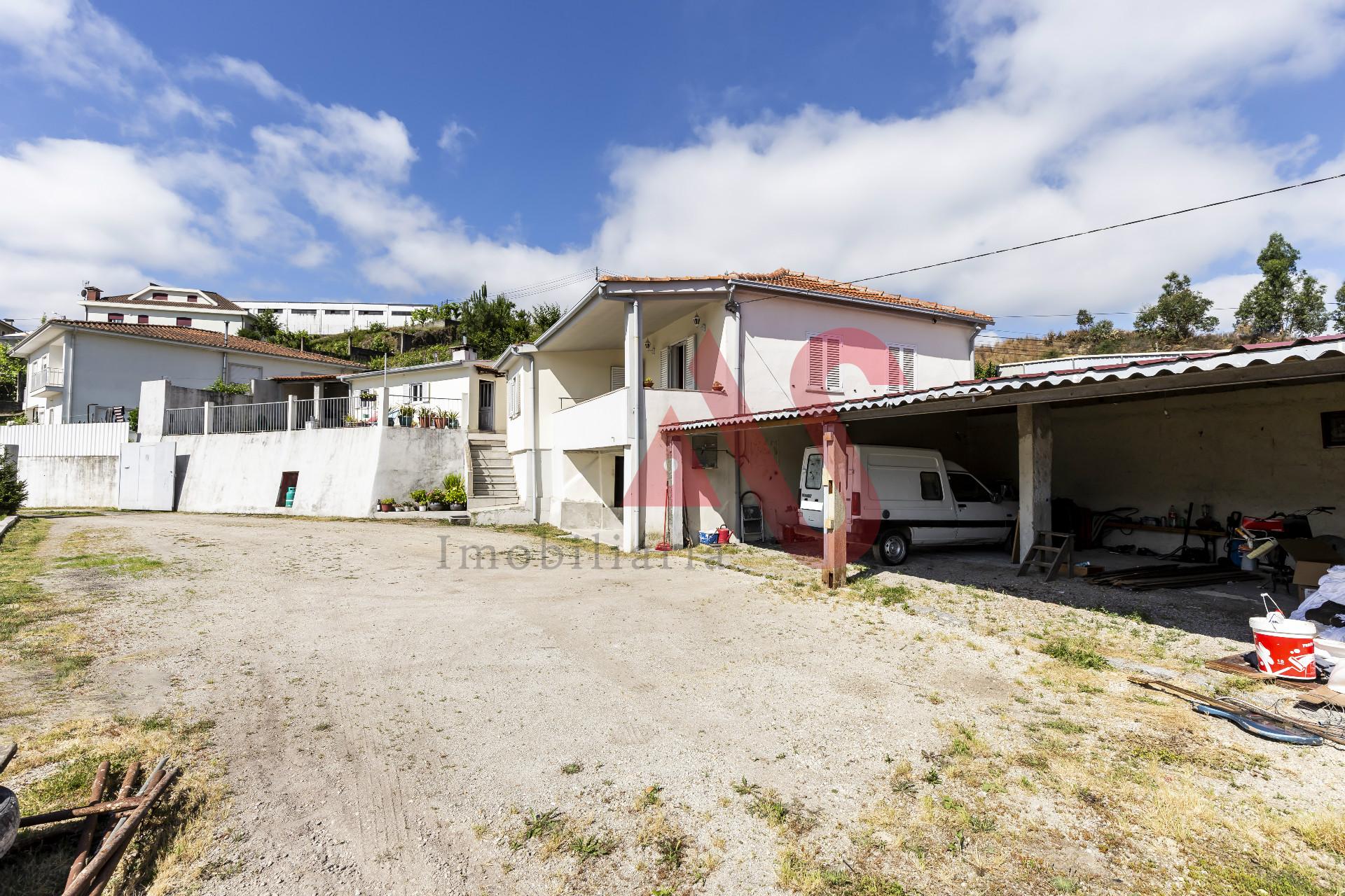 Moradia T3 em Santa Eulália, Vizela