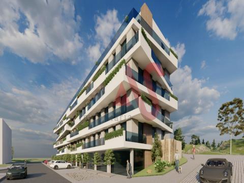 Apartamento Novo T3 no centro de Lousada