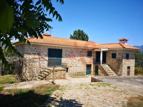 Quinta T4 no Douro, Espadanedo - Cinfães