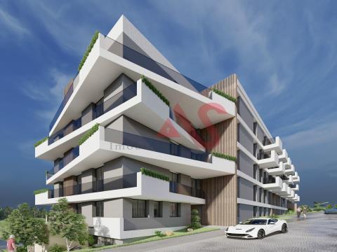 Apartamento Novo T0 no centro de Lousada