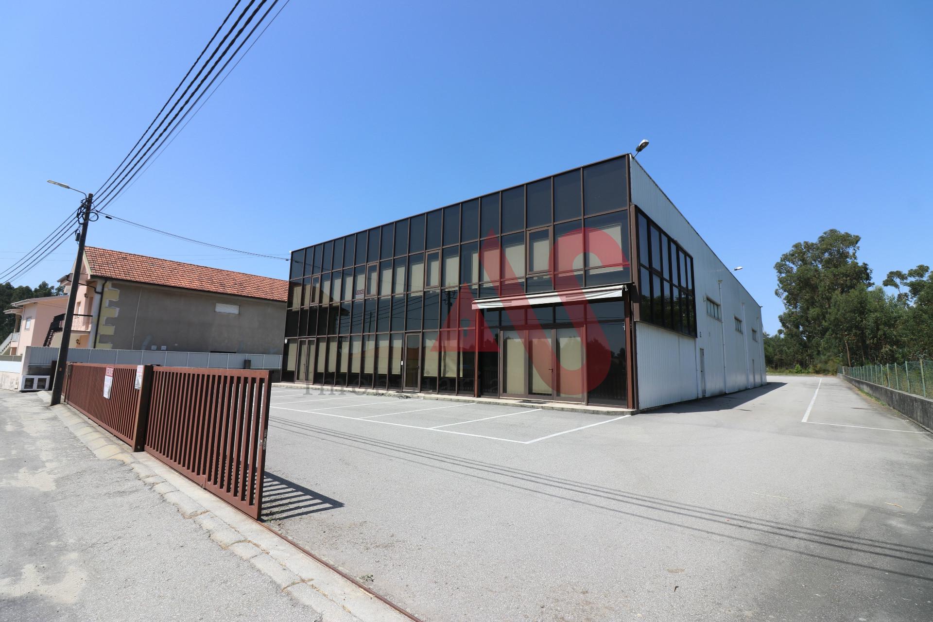 Pavilhão Industrial em Sousela, Lousada