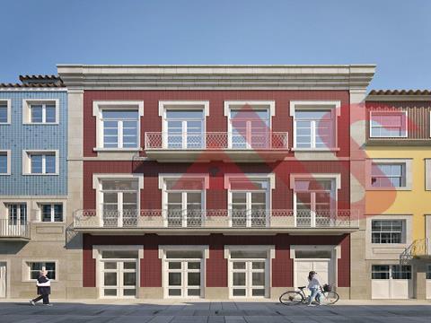 Apartamento T0 novo no centro de Braga