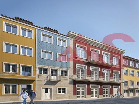 Nuovo monolocale nel centro di Braga