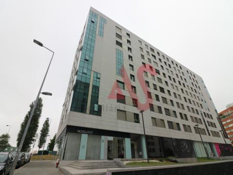 Apartamento T3 no Edifício La Rioja
