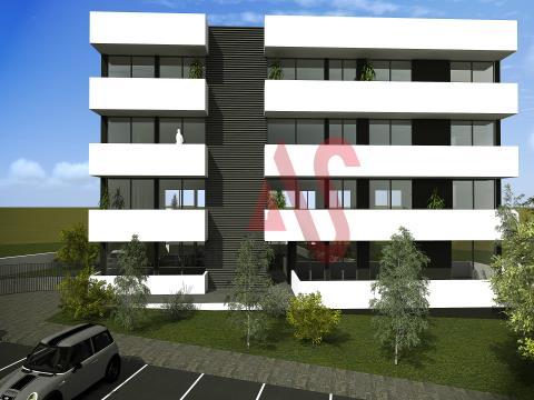 Apartamento T2 novo, desde 128.000€, em Ronfe, Guimarães