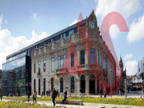 Neue Büros ab 99,99 € / Monat im Stadtzentrum von Braga
