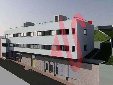 Apartamento T1 novo, desde 85.000€, em Urgezes, Guimarães