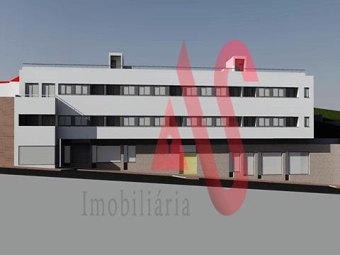 Apartamento T2 novo, desde 148.000€, em Urgezes, Guimarães
