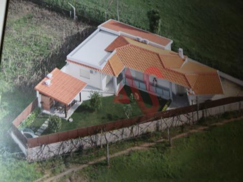 Moradia Térrea T3 em Lousada