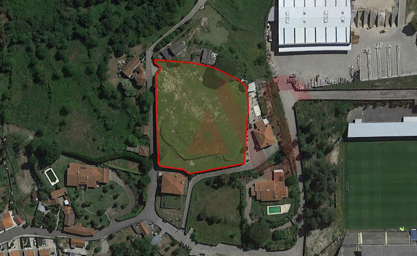 Terreno para construção com 5.445 m2 em Infias, Vizela