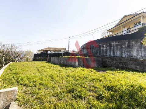 Terreno para construção com 1100 m2 em Santa Eulália, Vizela