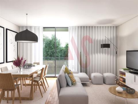 2卧室公寓,从175.000€在克里索米尔,吉马良斯