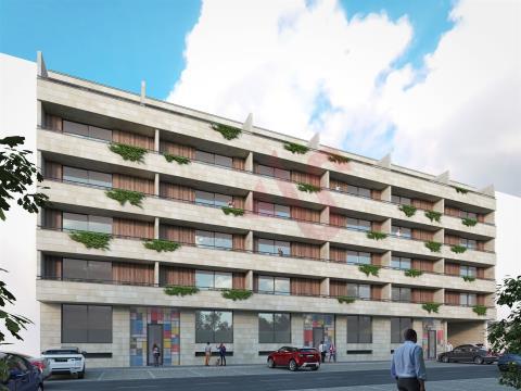 位于吉马良斯克雷索米尔的T4公寓