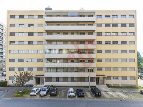 Apartamento T3 NOVO em S. Vitor, Braga