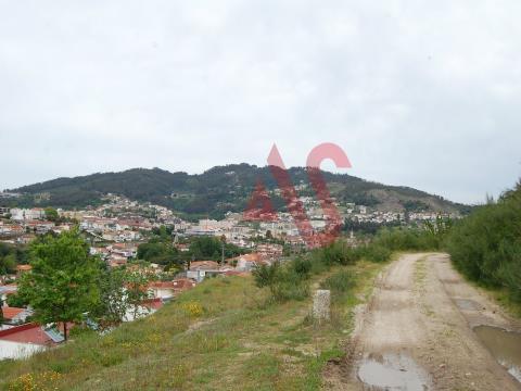 Terreno para construção com 1800 m2 em S. João, Vizela