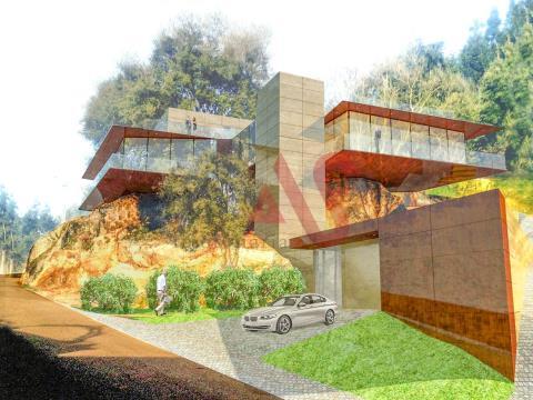 Terreno para construção com 1.000 m2 em São Miguel, Vizela